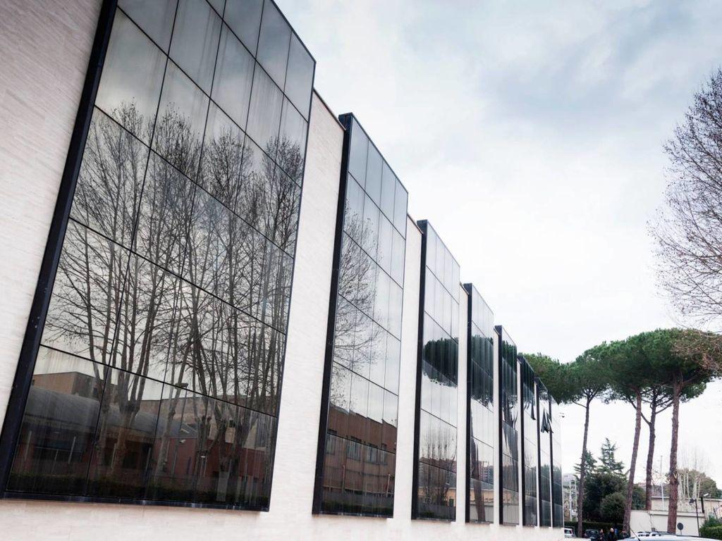 Ufficio di prestigio di 600 mq in affitto via saverio for Affitto uffici rappresentanza roma