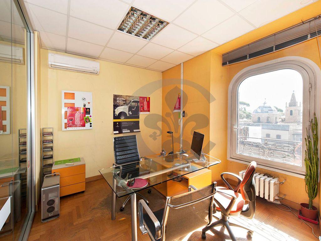 Prestigioso ufficio di 8844 mq in affitto - Via Salaria ...