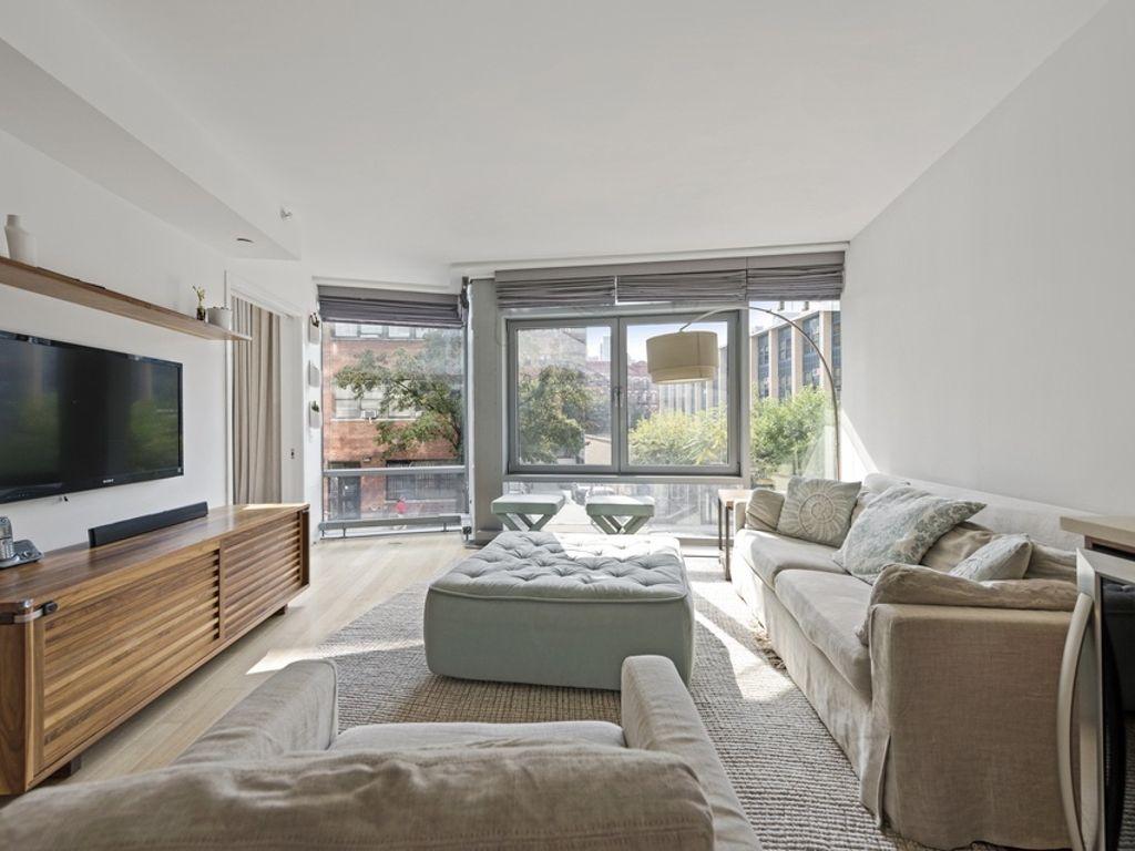luxus apartment mit 1294 m2 zu verkaufen 425 west 53rd street new york city new york. Black Bedroom Furniture Sets. Home Design Ideas