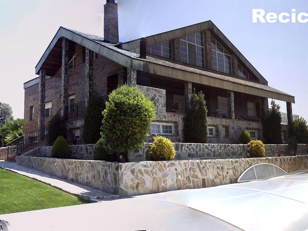 Villa chalet de 660 m2 en venta villaviciosa de od n comunidad de madrid 10345871 - Chalet villaviciosa de odon ...