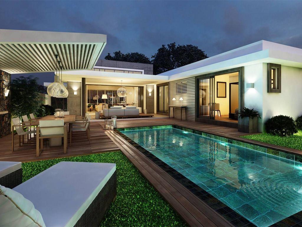 maison de luxe de 3 chambres en vente balaclava ile maurice 53351083