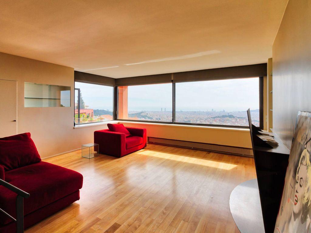 luxuri ses einfamilienhaus von 280 m2 zu vermieten in barcelona spanien 41086661. Black Bedroom Furniture Sets. Home Design Ideas