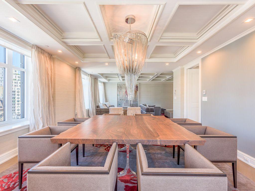 appartement de luxe de 4 chambres en vente 132 east 65th street new york tat de new york. Black Bedroom Furniture Sets. Home Design Ideas