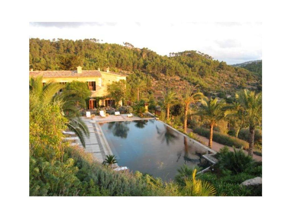 luxuri ses landhaus 10 schlafzimmer zu verkaufen in esporles spanien 23652001. Black Bedroom Furniture Sets. Home Design Ideas