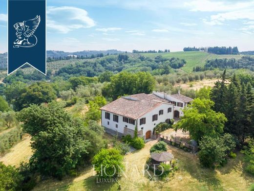 Country House in Montespertoli, Florence