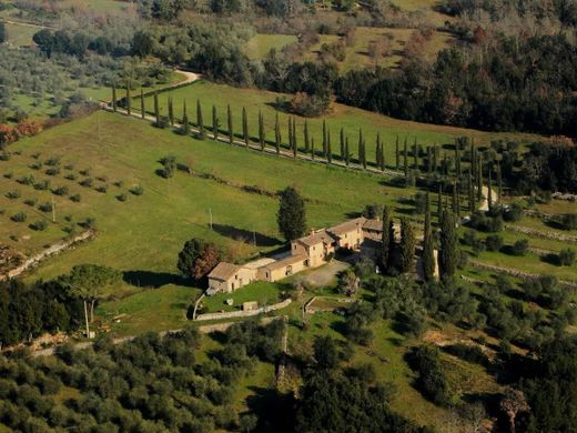 Country House in Sovicille, Province of Siena