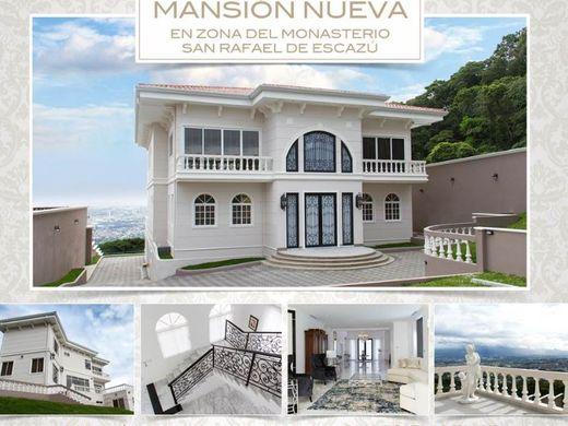 Presented By Costa Rica Luxury Estates. ELITE. Mansion In San Rafael  Escazu, Provincia De San José
