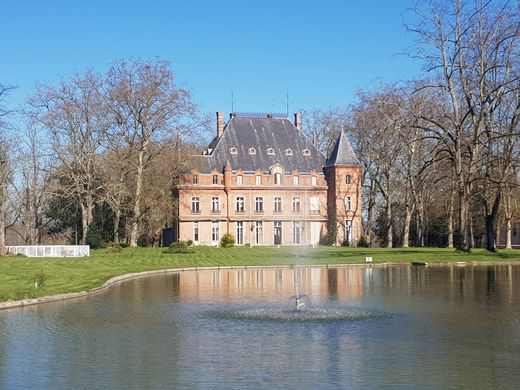 Castle in Grenade, Upper Garonne