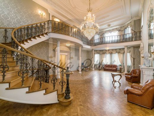 Mansion in Kiev, Misto Kyyiv