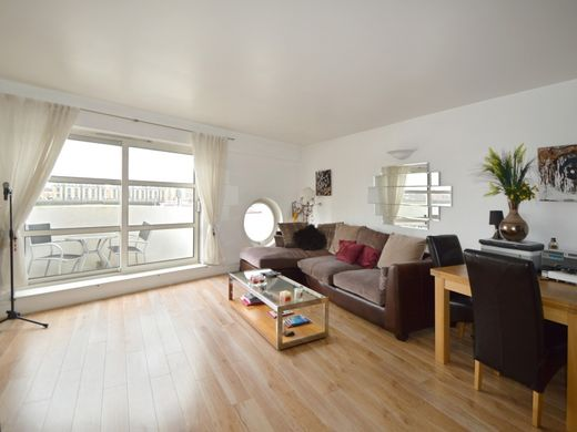 Appartement à Canary Wharf, Greater London