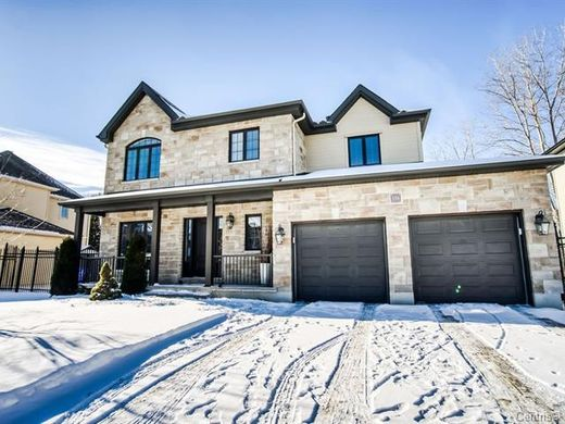 Luxury home in Gatineau, Outaouais
