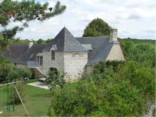Luxury home in Souillac, Lot