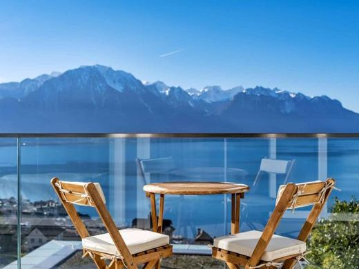 Montreux, District de la Riviera-Pays-d'Enhautのヴィラ