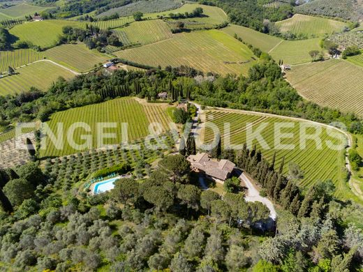 Country House in San Gimignano, Province of Siena