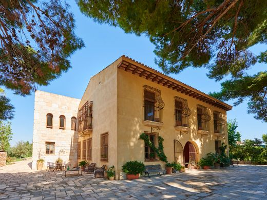 Country House in Muchamiel, Province of Alicante