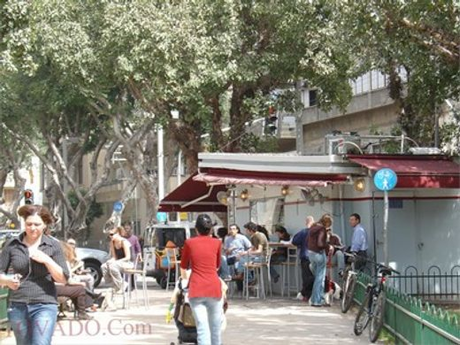 Daire Tel Aviv, Tel Aviv District