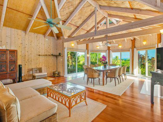 Hawaii Bundesstaat Luxusimmobilien Und