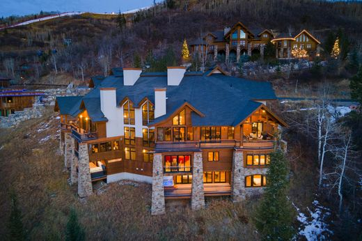 Casa urbana en Steamboat Springs, Routt County