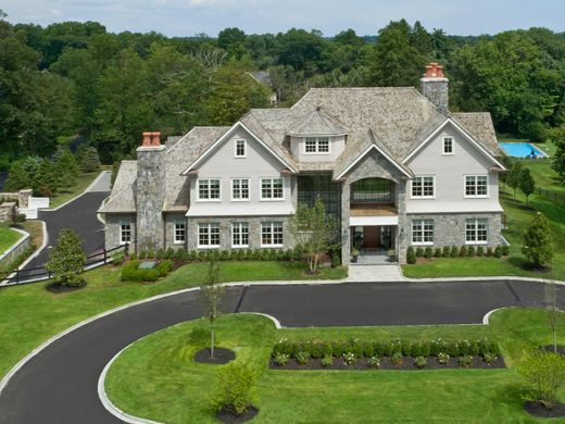 Casa Unifamiliare a Greenwich, Fairfield County