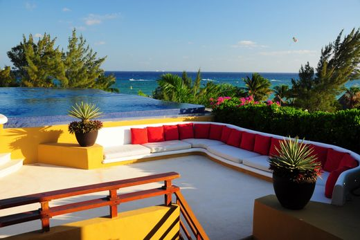 Residential complexes in Playa del Carmen, Quintana Roo, Quintana Roo