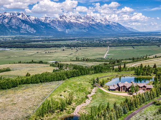 Luxury home in Jackson, Teton County