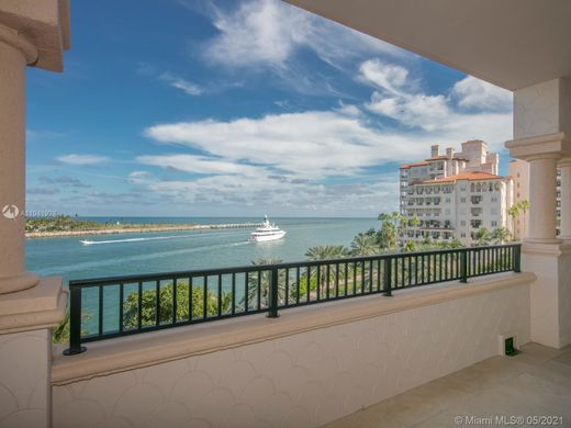 ‏בניין ב  Fisher Island, Miami-Dade County