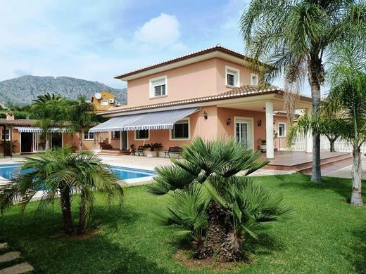 Villa in Beniarbeig, Province of Alicante