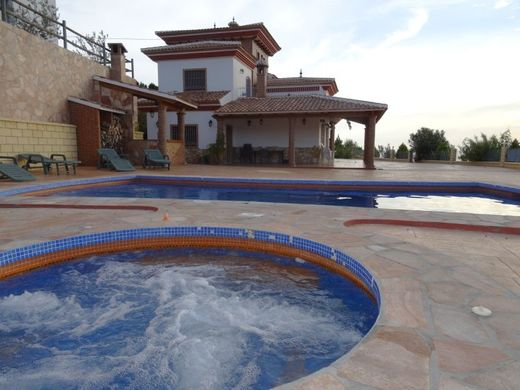 Country House in Sayalonga, Malaga