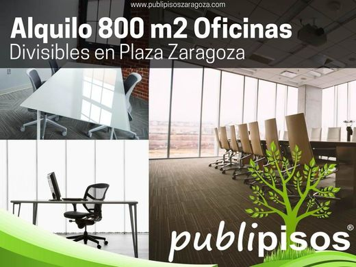 Office in Zaragoza, Province of Saragossa