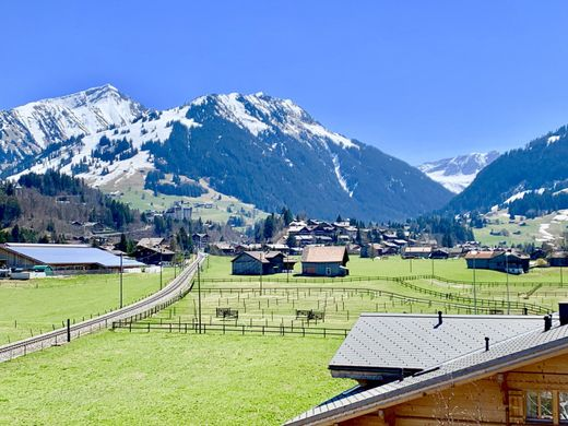 Apartment in Gstaad, Obersimmental-Saanen