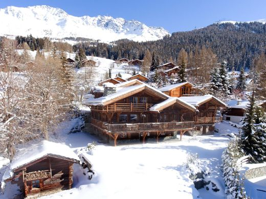 Casa di lusso a Verbier, District d'Entremont