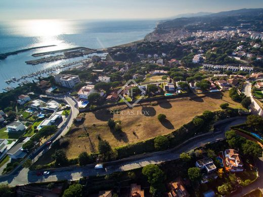 Land in Arenys de Mar, Province of Barcelona