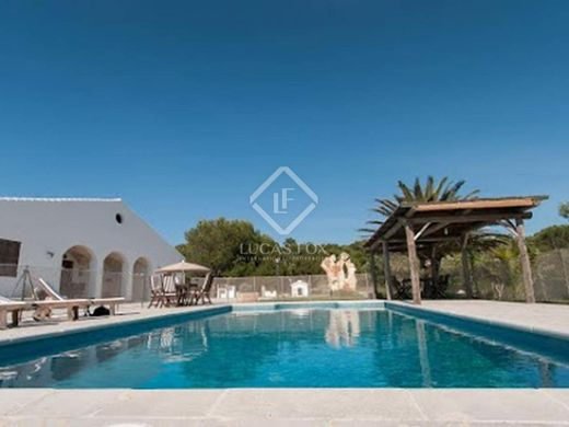 Country House in Cala Morell, Province of Balearic Islands