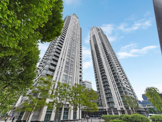 Appartement in Canary Wharf, Greater London