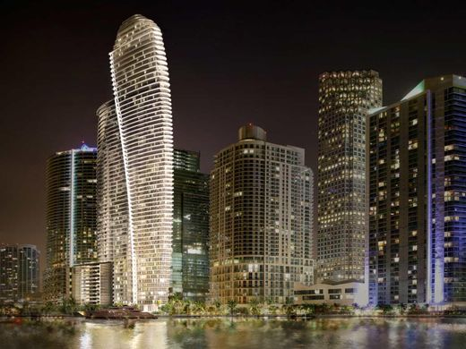 Residential complexes in Port of Miami, Miami-Dade