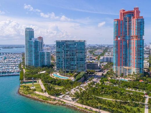 Komplex apartman South Beach, Miami-Dade County
