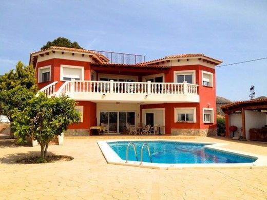 Detached House in Busot, Province of Alicante
