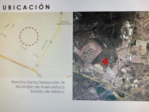 Land in Huehuetoca, Estado de México