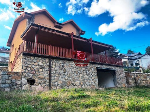 Detached House in Cercedilla, Province of Madrid